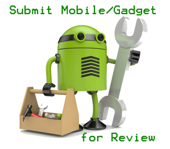Submit mobile for review