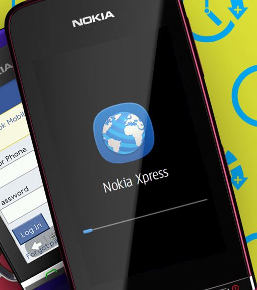 Nokia Ovi Browser rebranded to Xpress Browser for Nokia Asha/S40 Phones