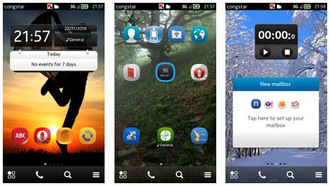 New Updated Symbian Delight Custom Firmwares released for
